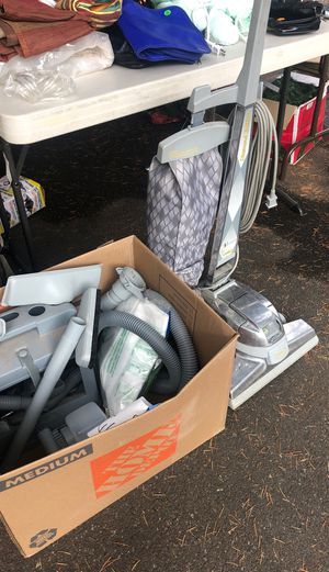 Kirby vacuum with attachments for Sale in Portland, OR