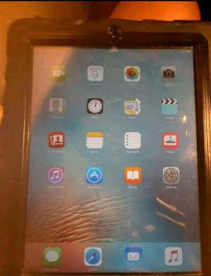 Black and gray ipad 13gb for Sale in Columbus, OH