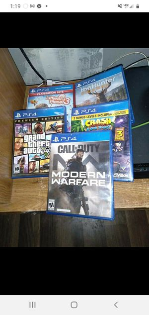 Ps4 for Sale in West Monroe, NY