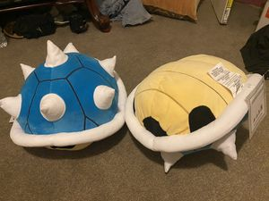 Mario Kart Blue Shell Plushy for Sale in Whittier, CA