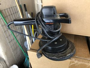 Black and decker polisher for Sale in Tucson, AZ