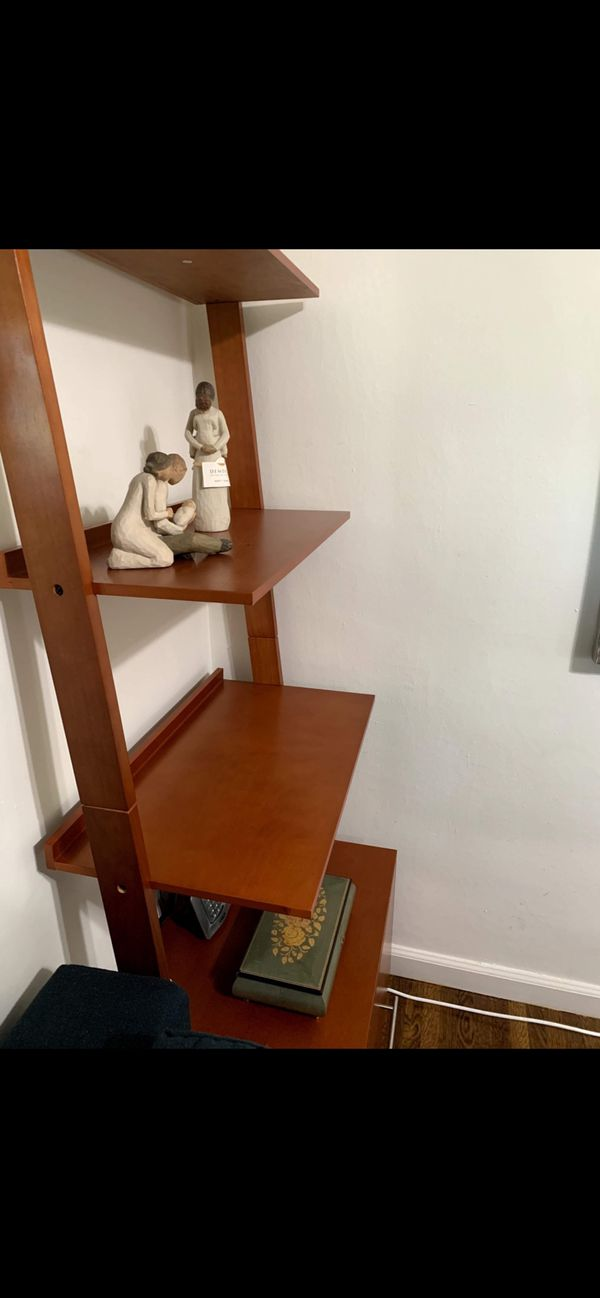 Brand new ladder shelf