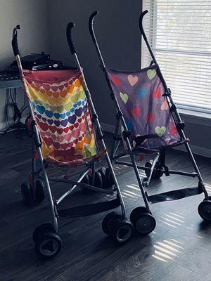 2 umbrella strollers for $5 for Sale in San Antonio, TX