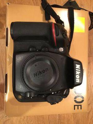 Nikon D800e dslr camera and 58mm 105mm 1.4 lenses for Sale in Dallas, TX