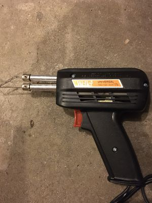 Industrial grade Soldering iron for Sale in Tulsa, OK