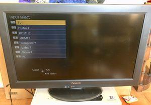 32in Panasonic Tv ❌No Remote Control ❌ for Sale in Las Vegas, NV