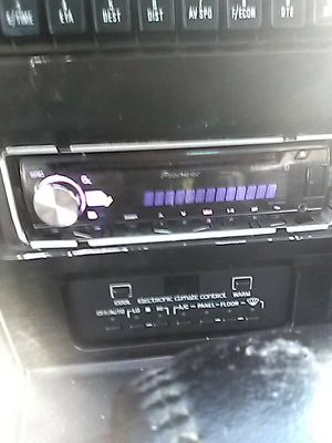 Pioneer Bluetooth radio works good for Sale in Antioch, CA