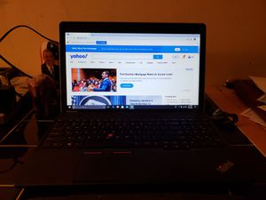 Lenovo ThinkPad E545 AMD A6-5350m @ 2.9GHz 8GB 1tb WEBCAM HDMI etc... for Sale in Plantation, FL