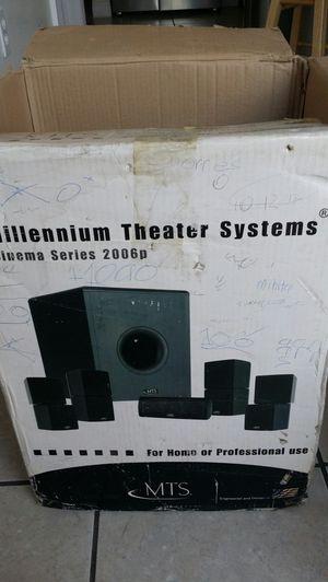 Millennium theater sistems cinema series 2006p for Sale in Miami, FL