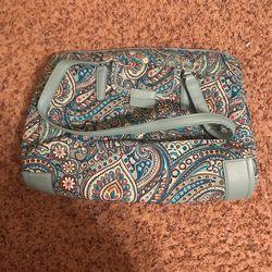 Authentic Vera Bradley Tote/PC Case/Travel for Sale in Murrysville,  PA