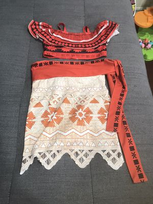 Moana outfit for Sale in Claremont, CA