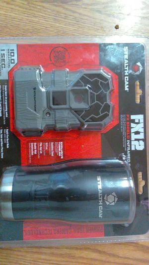 Stealth cam fx shield infrared for Sale in Tacoma, WA
