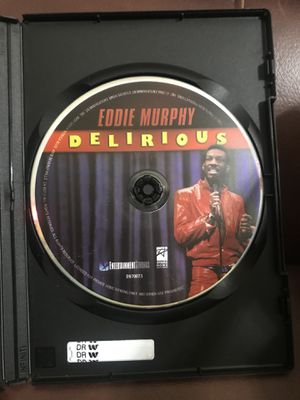 2006 Eddie Murphy Delirious stand up comedy dvd. Very good condition for Sale in Murfreesboro, TN