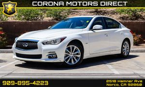 2017 INFINITI Q50 for Sale in Norco, CA