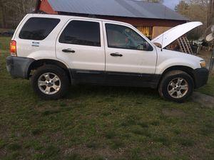 2005 Ford Escape for Sale in Roxboro, NC