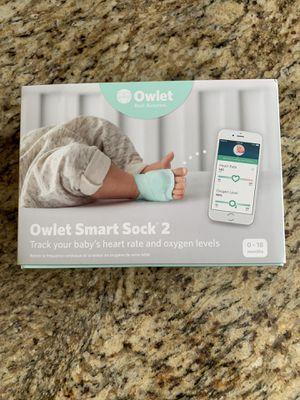 Owlet Smart Sock 2 - Like New for Sale in Lakeville, MN