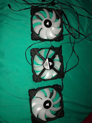 COSAIR LL Series fans 120mm (BRAND NEW) for Sale in Wasco, CA