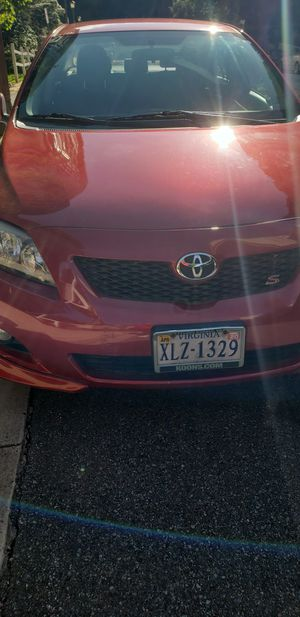 Selling Toyota Corolla from 2010 for Sale in MARTINS ADD, MD