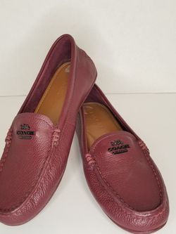Coach Mary Lock Up Loafers Size 7 for Sale in Tampa,  FL