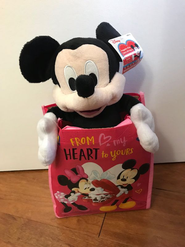 Brand new Mickey mouse stuffed (pick up only)