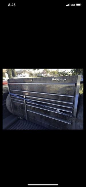 Snap-on tool chest for Sale in Bakersfield, CA