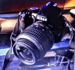NIKON DIGITAL CAMERA LENS DX 18-55 MM 55-200 MM for Sale in Placentia, CA