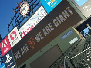 Giants vs dodgers ticket for tonights game for Sale in San Francisco, CA