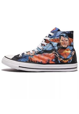 Superman converse chucks new size 4 6 women for Sale in Ontario, CA