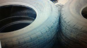 Trailer Tires load range E 16inch for Sale in Palm Harbor, FL