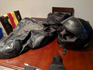 Motorcycle gear for Sale in Gaithersburg, MD