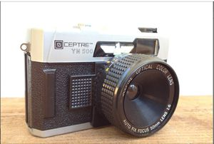 Vintage Sceptre YN 500 35 mm Camera for Sale in Los Angeles, CA