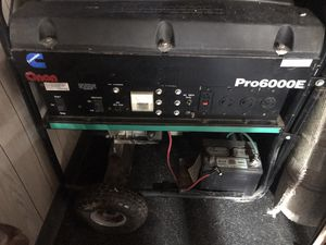 Cummins Oman Generator for Sale in Redford Charter Township, MI