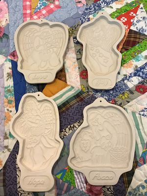 Longaberger Cookie Molds for Sale in Stockton, CA
