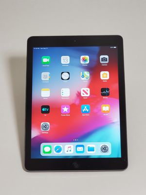 """IPAD AIR 1 GENERATION SLATE GREY 32GB 9.7"""" WI-FI ONLY for Sale in Takoma Park, MD"""