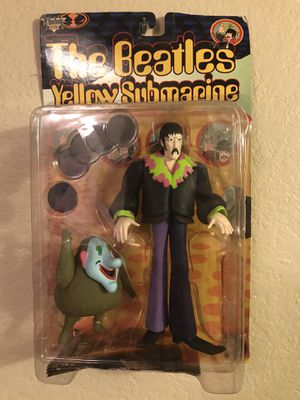 The Beatles Yellow Submarine Action Figure for Sale in Fresno, CA