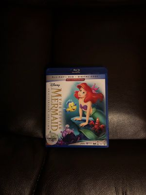 Blu-Ray The little Mermaid 🧜♀️ for Sale in Pittsburg, CA