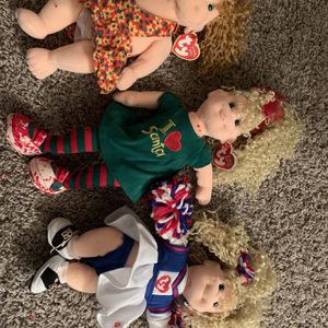 Beanie Kid Dolls for Sale in Lawton, OK