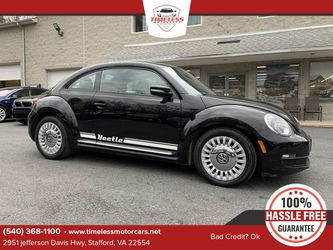 2013 Volkswagen Beetle for Sale in Stafford Courthouse,  VA