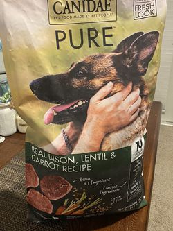 Canidae Dog Food (10) - 21lb Bags for Sale in Canton,  GA