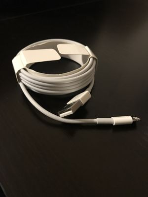 Apple IPhone Lightning Cable 2m(6 Feet) for Sale in Citrus Heights, CA
