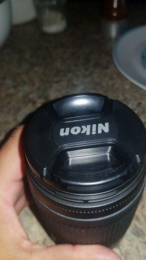 NIKON lense 70-300MM 1:4-5.6 G AF for Sale in Riverside, CA