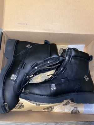 Men's Harley Davidson Motorcycle Boots (Size 8) for Sale in Austin, TX
