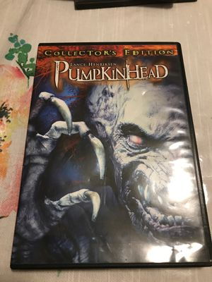 Pumpkin head scary movie for Sale in Irving, TX