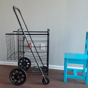 🥰🥰FOLDING CART $25 PICK UP IN GARLAND🥰🥰 for Sale in Garland, TX