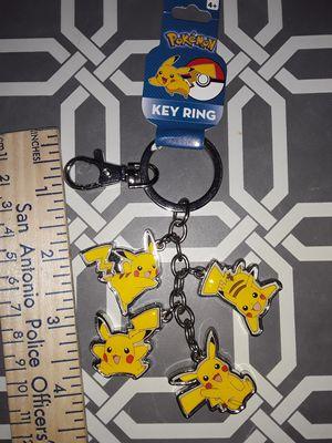 Pokemon keyring for Sale in San Antonio, TX