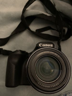 Canon Powershot SX530 HS Digital Point & Shoot Camera for Sale in Riverside, CA