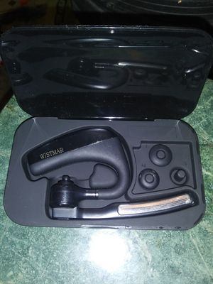 Earpiece with microphone for Sale in Nitro, WV