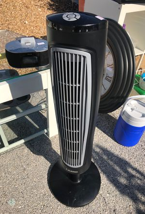 Tower fan for Sale in Pompano Beach, FL