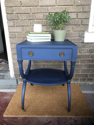 Restored side table/end table/nightstand for Sale in Washington, DC