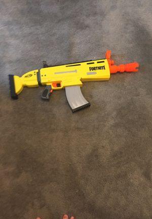 Nerf fortnight gun for Sale in Tacoma, WA